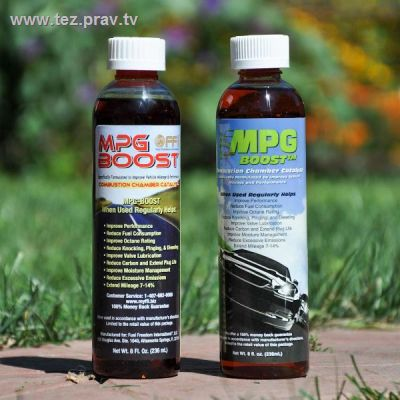 MPG-BOOST